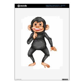 Chimpanzee iPad 3 Skin