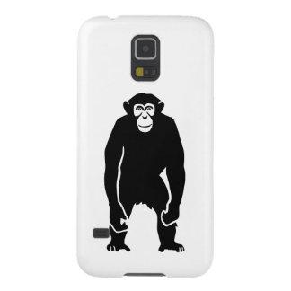 Chimpanzee monkey cases for galaxy s5