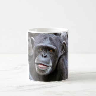 Chimpanzee Photo Coffee Mug
