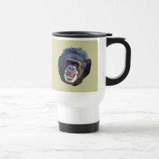 Chimpanzee Picture Travel Mug