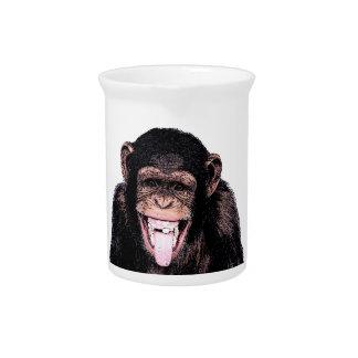 Chimpanzee Pitchers