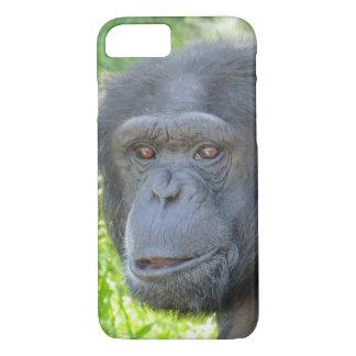 Chimpanzee Portrait - iPhone 7 Case
