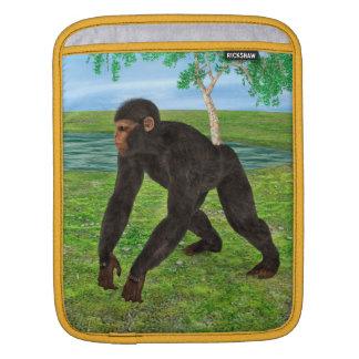 Chimpanzee Sleeve For iPads
