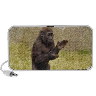 Chimpanzee Speakers