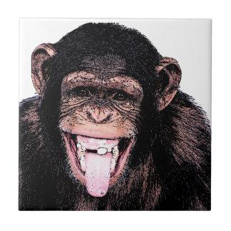 Chimpanzee Tile