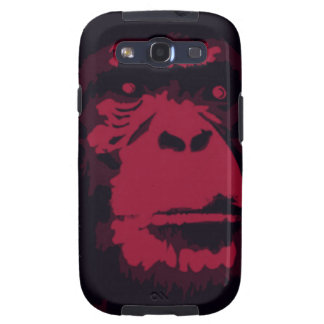 CHIMPANZEES ARE AMAZING GALAXY S3 COVERS
