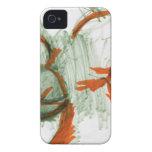 Chimpy Orangulus Case-Mate iPhone 4 Carcasas