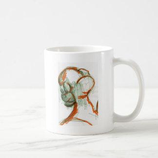 Chimpy Orangulus Coffee Mug
