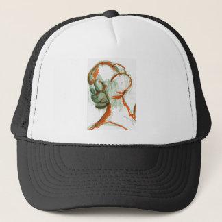 Chimpy Orangulus Trucker Hat