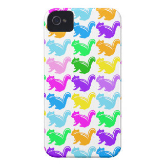 Chimunks and sima lith iPhone 4 Case-Mate case