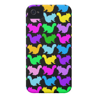 Chimunks and sima lith iPhone 4 cover