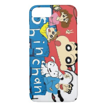 CHIN CHAN FAMILY iPhone 8/7 CASE