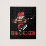 Chin Checker Jigsaw Puzzles