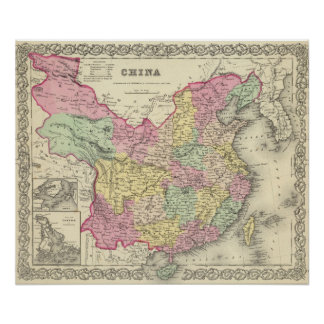 China 10 poster