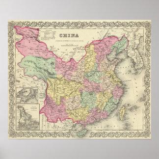 China 10 póster