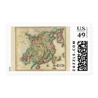China 15 stamp