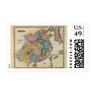 China 2 stamp