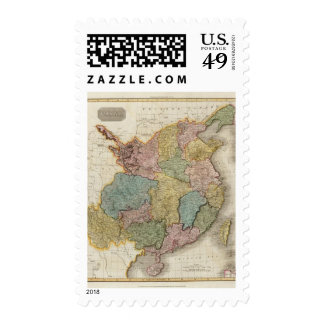 China 6 stamps
