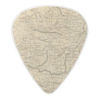 China 7 2 acetal guitar pick