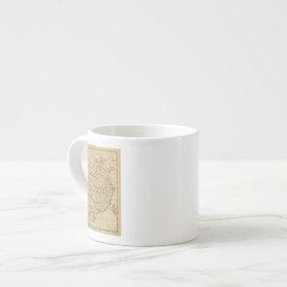 China 7 6 oz ceramic espresso cup