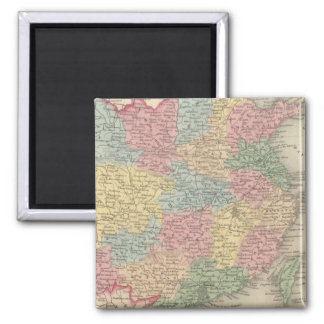 China 8 2 inch square magnet