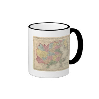 China 8 ringer mug
