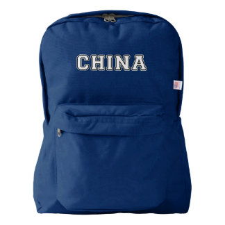 China American Apparel™ Backpack