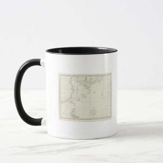 China and Asia Mug