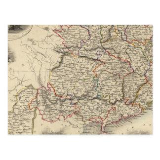 China And Burmah Postcard