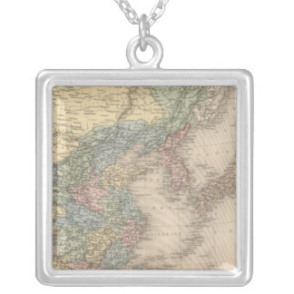 China and Korea Silver Plated Necklace