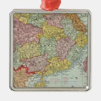 China and Malaysia Metal Ornament