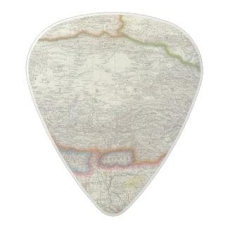 China and Tibet Acetal Guitar Pick