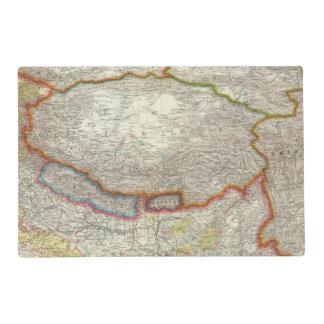 China and Tibet Placemat