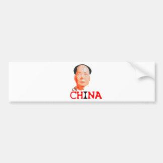 China - art, history, - made in China Bumper Sticker