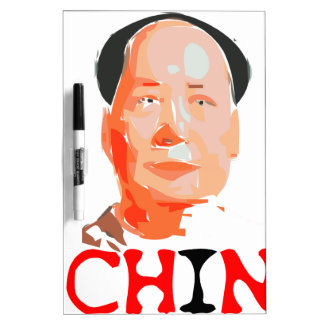 China - arte historia - hecha en China Pizarras Blancas