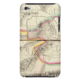 China, Asia 85 Barely There iPod Case