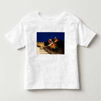 China, Badaling, Great Wall, view of Toddler T-shirt
