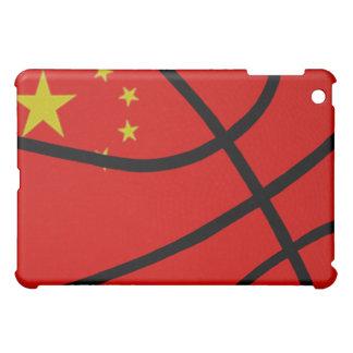 China Basketball iPad Case