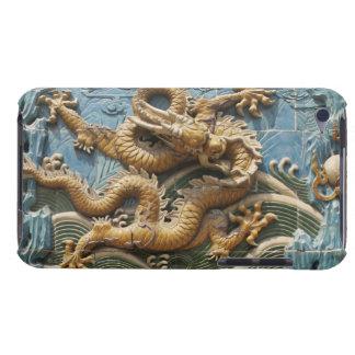 China, Beijing, Beihai Park, Nine Dragon Screen, Barely There iPod Cover