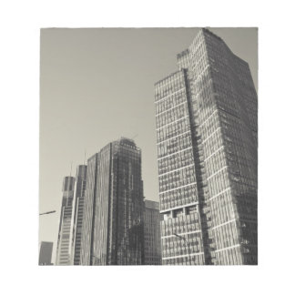China, Beijing, Chaoyang District. Fortune Plaza Notepad