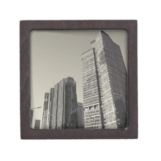 China, Beijing, Chaoyang District. Fortune Plaza Premium Jewelry Boxes