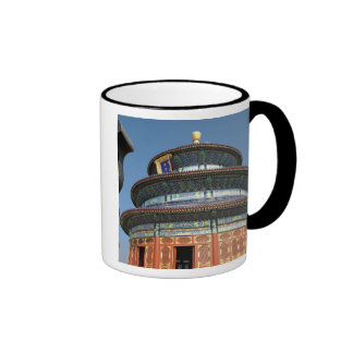 China, Beijing, Temple of Heaven, Chinese Urn in Coffee Mug