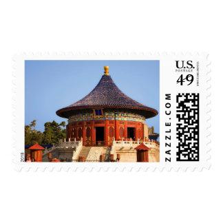 China, Beijing, Tian Tan Park, Temple of Heaven, 2 Postage