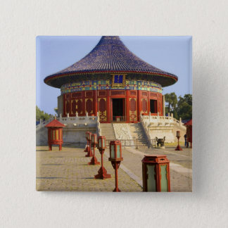 China, Beijing, Tian Tan Park, Temple of Heaven, Button