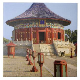 China, Beijing, Tian Tan Park, Temple of Heaven, Ceramic Tile