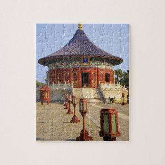 China, Beijing, Tian Tan Park, Temple of Heaven, Jigsaw Puzzle