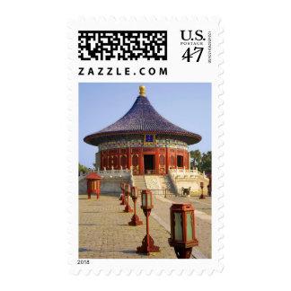 China, Beijing, Tian Tan Park, Temple of Heaven, Postage