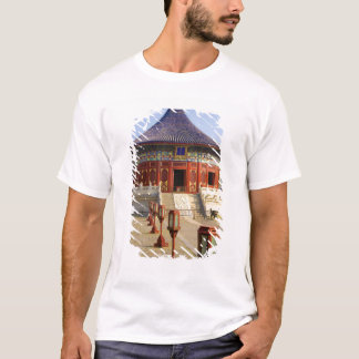 China, Beijing, Tian Tan Park, Temple of Heaven, T-Shirt