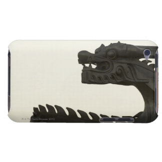 China, Beijing traditional dragon scultpture iPod Case-Mate Case