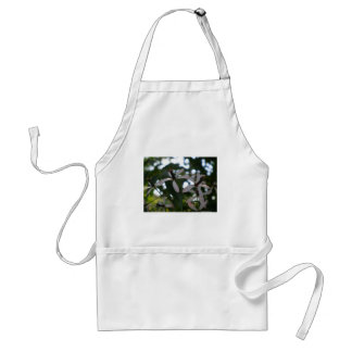 China Berry Flowers Adult Apron